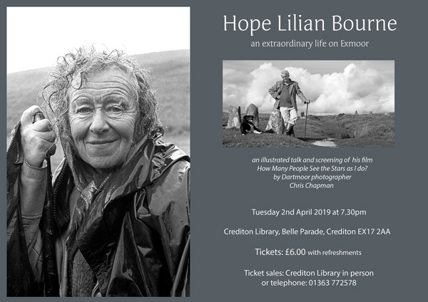 Hope Lilian Bourne - Chris Chapman