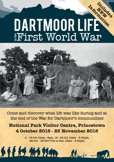 Dartmoor Life in the First World War