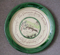 Dartmoor Society Award 2012