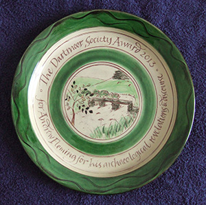 Dartmoor Society Award 2013
