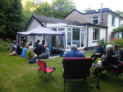 Dartmoor Society BBQ 2017