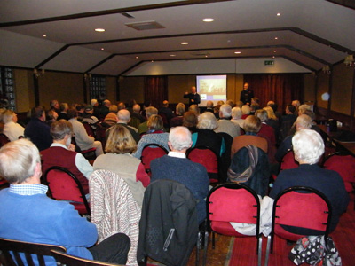 Dartmoor Society Research Lecture 2016