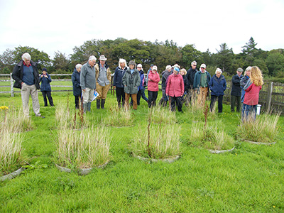 North Wyke Rothamsted Research Centre visit