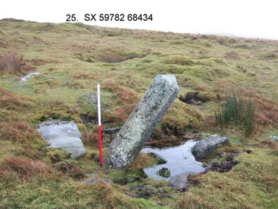 PCWW Boundary Stone Before Works