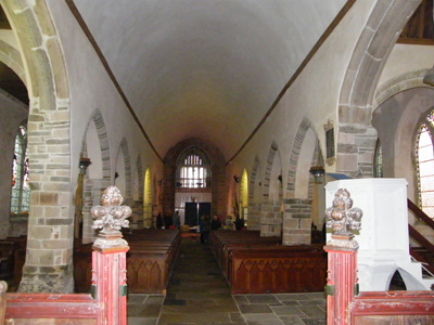 Ugborough Church Visit